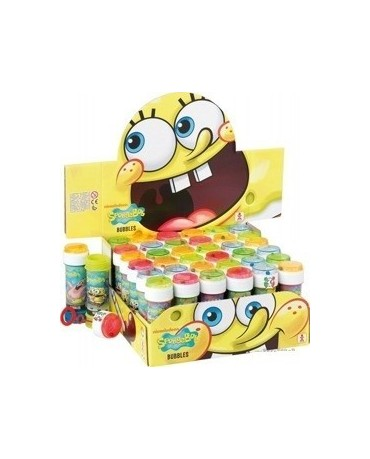 Bublifuk Spongebob 60ml