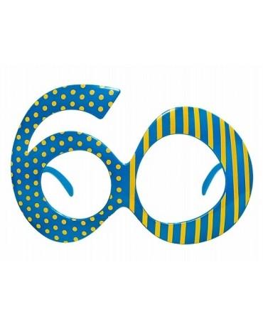"""Okuliare - Party """"60"""" 1ks"""