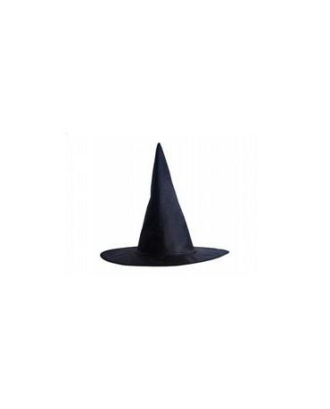 Čarodejnícky klobúk - čierny