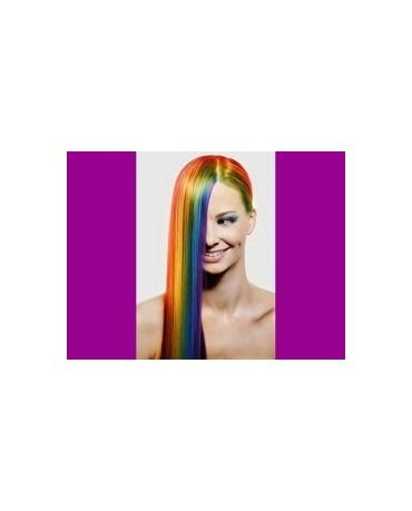 Sprej na vlasy - fialový 125ml