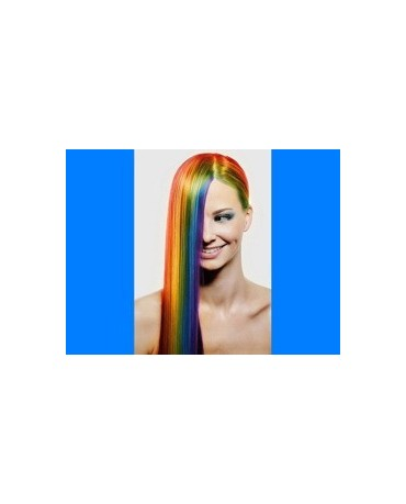 Sprej na vlasy - modrý 125ml