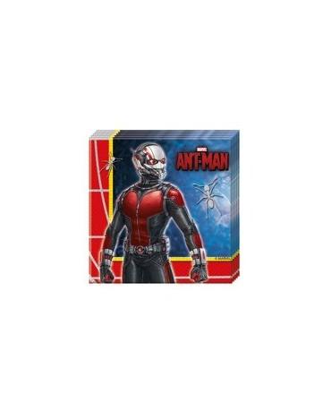 Servítky Ant-Man - 33 cm - 20 ks