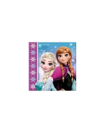 Servítky Frozen - Ľadové kráľovstvo 33cm 20ks