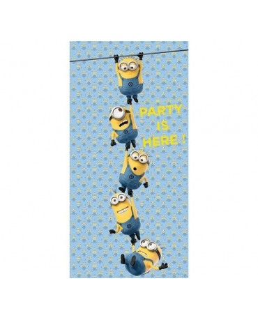 Banner na dvere - Lovely Minions
