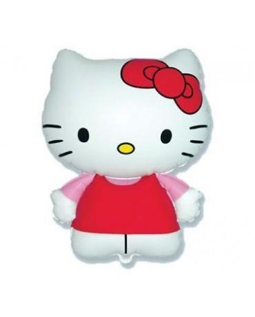 """Fóliový balónik s motívom Hello Kitty 14"""" 35,5cm 1ks/P57"""