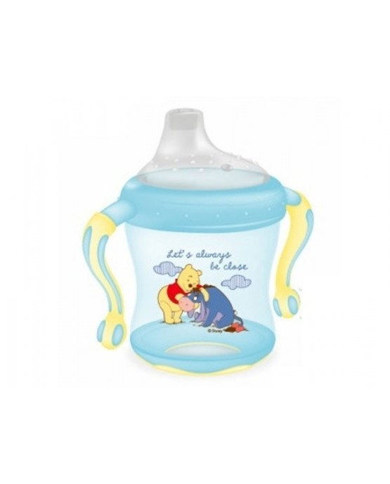 Plastová  fľaša  Macko Pu 240 ml