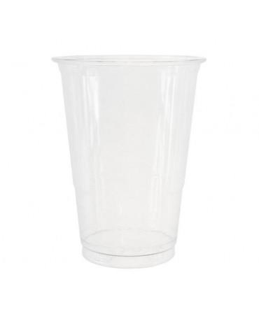 Priehľadné plastové poháre 200/220ml 50ks