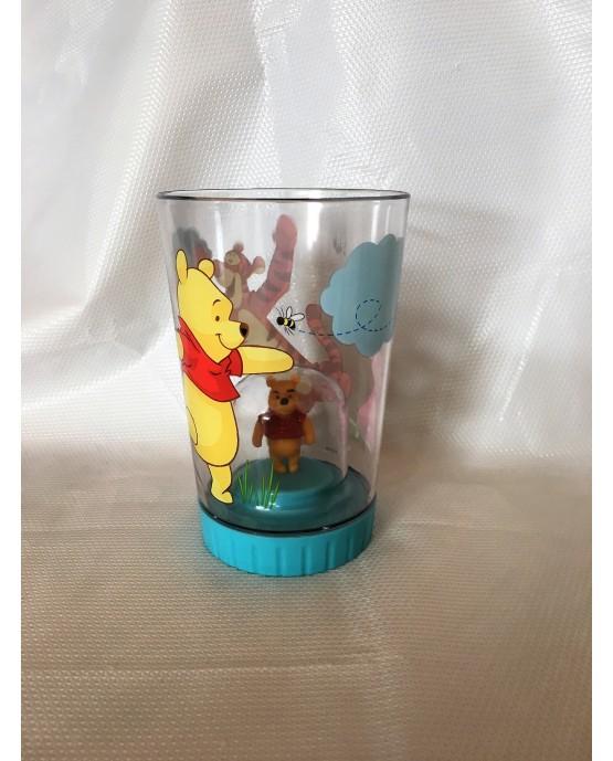 Plastový pohár Macko Pu s postavičkou 225 ml