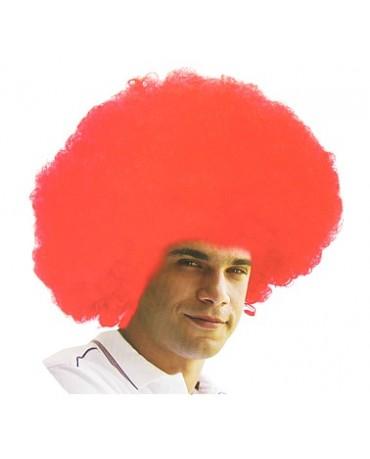 """Parochňa """"Mega afro červené"""" 1ks/P83"""