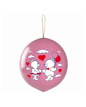 Latexové balóny medvede