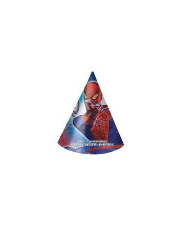 Klobúčik Spiderman 6ks