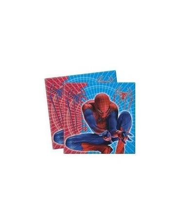 Servítky Spiderman 33cm 18ks