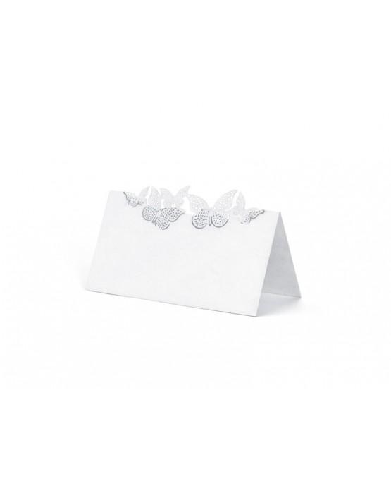 Menovky na stôl - motýľe10ks