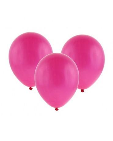 """Latexové balóny pastelové - tmavoružové 12"""" 100ks"""