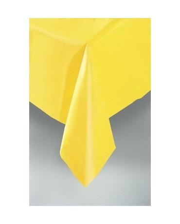 Obrus -žltý 137x274cm 1ks