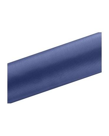 Satén tmavo modrý 0,16x9m