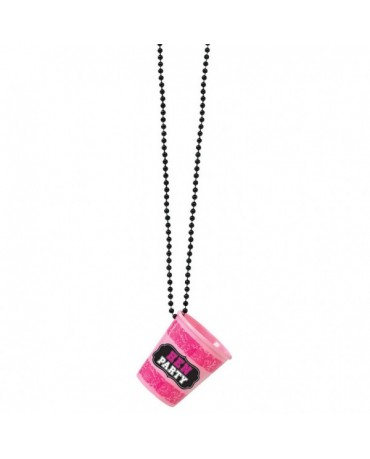 Štamprlík s náhrdelníkom Hen Night 3ks