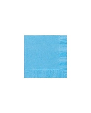 Servítky - modré 25 cm 20ks