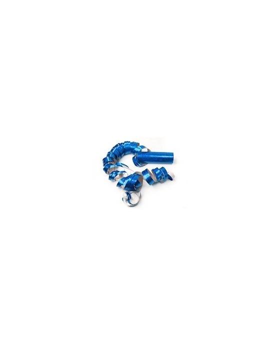Serpentíny - ligotavé modré 4 m