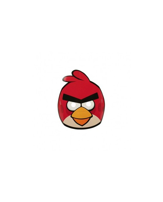 Maska Angry Birds Movie - 6 ks