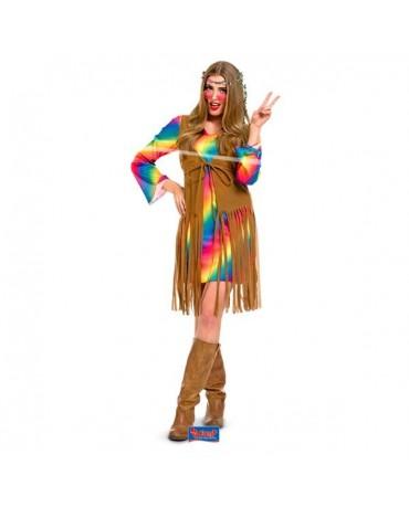 Kostým Hippie žena S/M