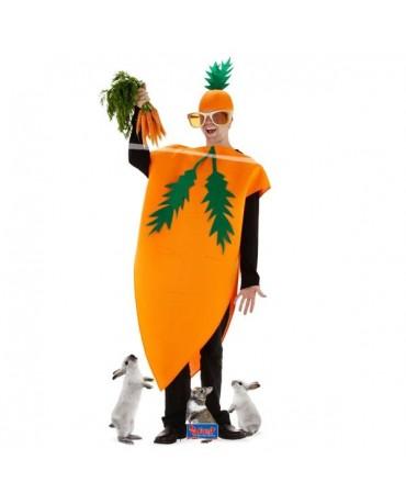 Kostým mrkva