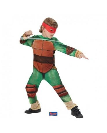 Kostým ninja korytnačka S