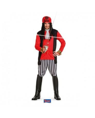 Kostým pirát M/L