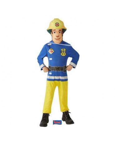 Kostým požiarnik Sam S