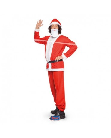 Kostým Santa Claus XL/XXL
