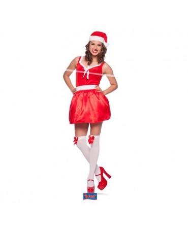 Kostým Vianočný LED L/XL