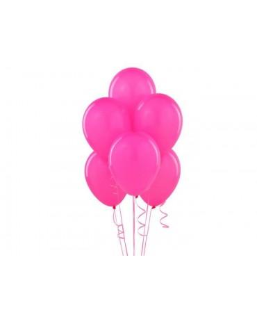 "Latexové balóny pastelové ružové 11"" 10ks"