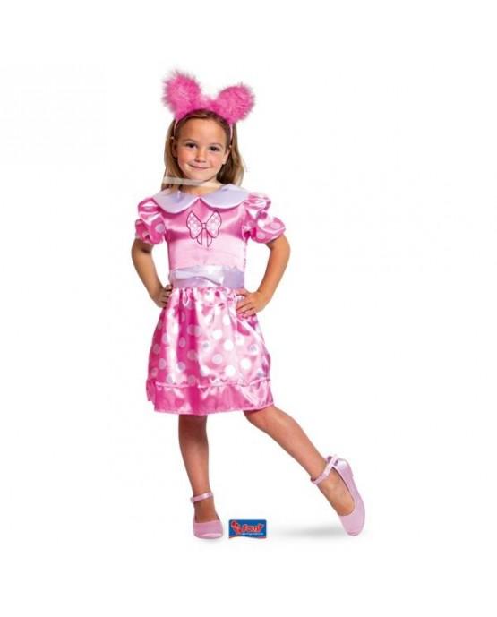 Ružové šaty S
