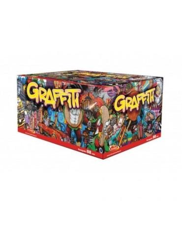 Graffiti 88rán ráž 25mm | ohňostroj