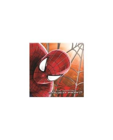 Servítky Spiderman 2 33cm 20ks