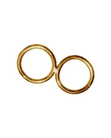 Dekor. na auto zásnubné prstene  50cm 1ks