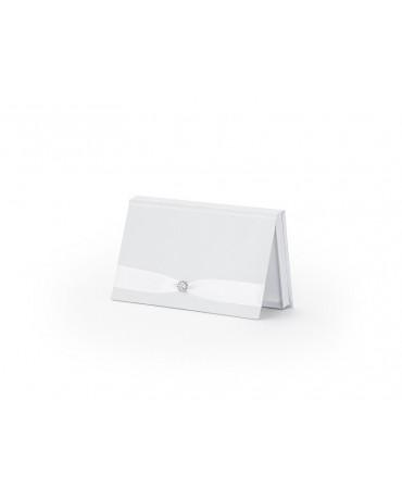 Krabička na peniaze - biela 1ks