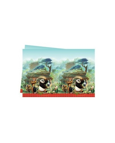 Obrus Kung Fu Panda 120x180 cm - 1 ks