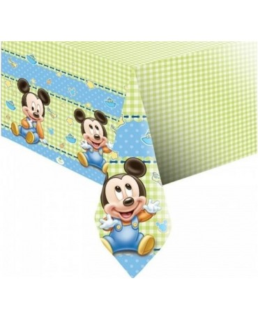 Obrus Mickey Mouse- baby  120x180 cm - 1 ks/P213