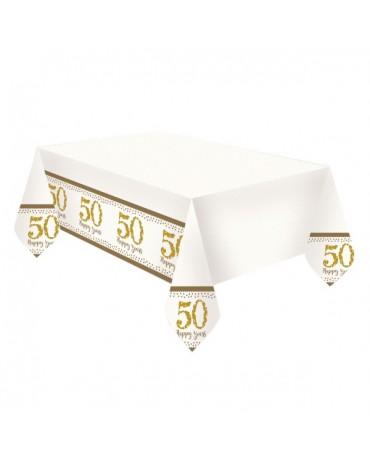 Obrus 50. výročie