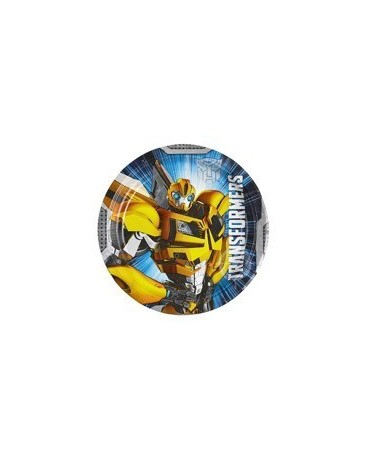 Tanieriky Transformers - 18 cm - 8 ks