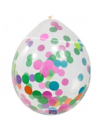Balóniky farebné gulôčky 12'' 4ks