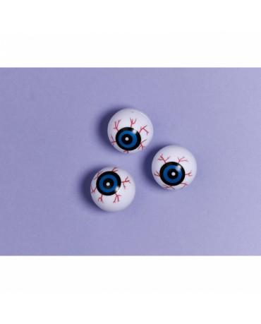 Loptičky - ľudské oči 10ks