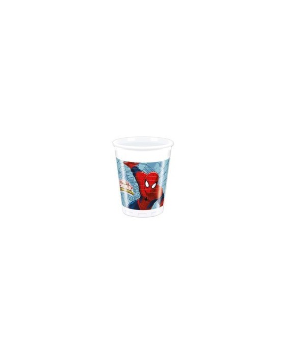 Poháre Ultimate Spiderman 200ml - 8 kusov/P162