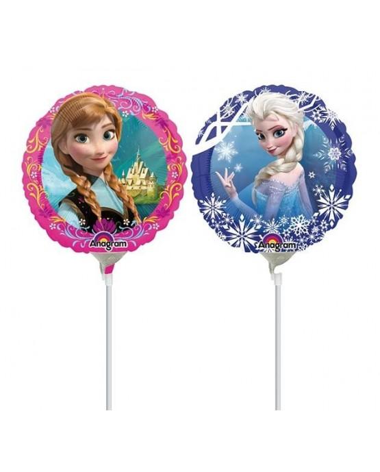 """Fóliový balón Ľadové kráľovstvo 9"""""""