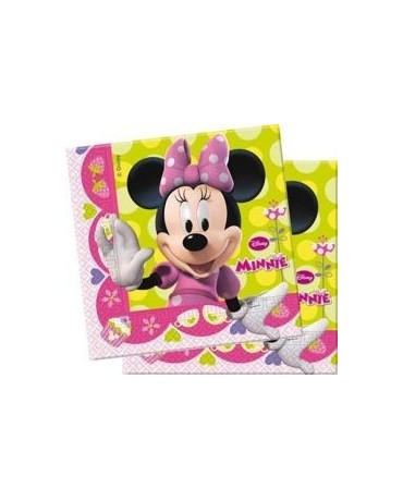 Servítky Minnie -Tique 33cm 20ks