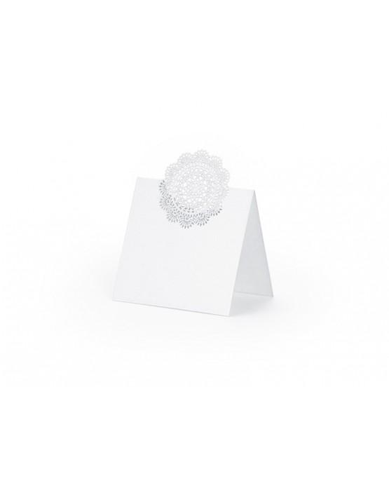 Menovky na stôl - kvet 10ks