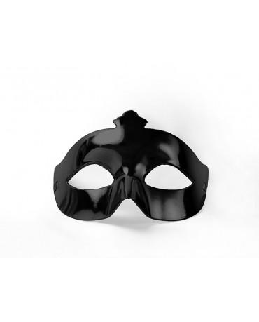 Benátska maska -čierna