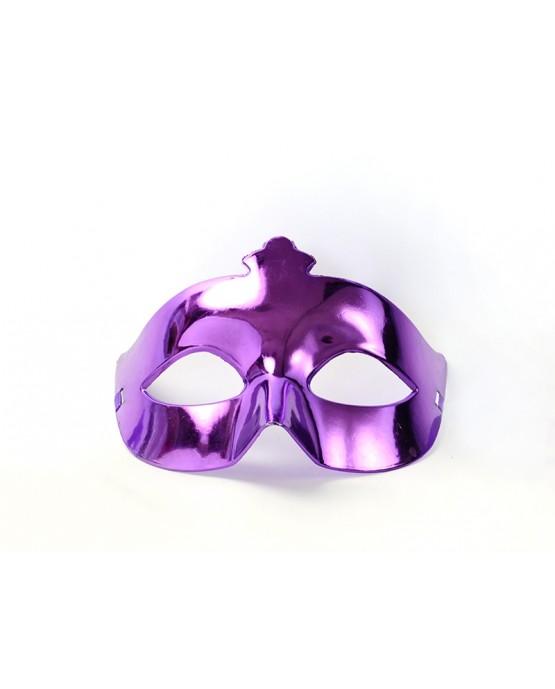 Benátska maska -fialová