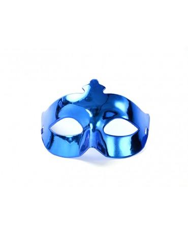 Benátska maska -modrá